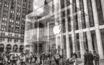 La responsable des Apple Store, Angela Ahrendts, quitte le constructeur informatique