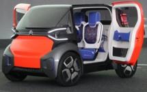 Citroën dévoile une mini voiture électrique urbaine