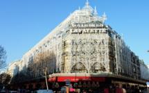 Des boutiques La Redoute au sein des Galeries Lafayette