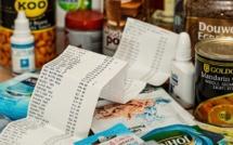 Consommation : un budget limité pour  les courses chez les consommateurs français