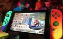 Nintendo : 3 millions de Switch vendues en France à la fin de l'année
