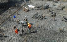 Forte baisse des permis de construire et des mises en chantier