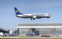 Lourdes pertes pour Ryanair