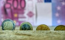 L'inflation en octobre 2020 dans le rouge en zone euro, pour le troisième mois consécutif