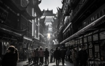 Chine : croissance positive en 2020 mais divisée par trois en un an