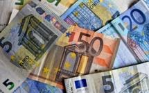 Une profusion inédite de billets de banque en euros en circulation