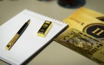 Forte demande de pièces et de lingots en or au premier trimestre