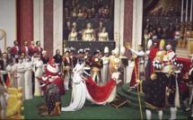 DAVID, Le Couronnement de l'empereur et de l'impératrice