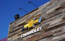 GM rappelle tous les véhicules Chevrolet Bolt pour des problèmes de batterie