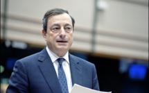 Mario Draghi défend l'euro et prône pour une véritable union bancaire
