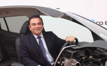 Carlos Ghosn fait le ménage à la tête de Nissan