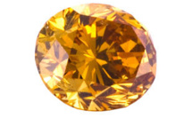 Record de vente chez Christie's pour le plus gros diamant orange du monde