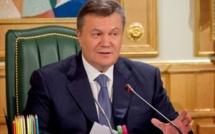 L'Ukraine renonce à son accord économique avec l'UE pour négocier avec la Russie