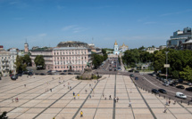 Les Ukrainiens défient leur gouvernement et manifestent pour l'Europe