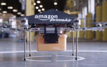 Amazon veut livrer des produits avec des drones