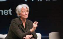 Pour Christine Lagarde, la crise n'est pas terminée