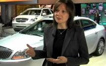 Mary Barra, nouvelle figure de proue de General Motors