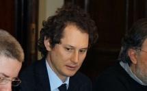 John Elkann (Président de Fiat) rassure : « Mon bureau reste à Turin »