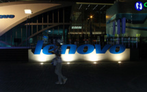 Résultats record pour Lenovo