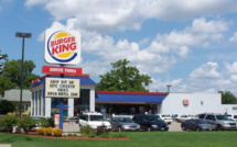 Burger King prévoit l'ouverture de 400 restaurants en France en 10 ans