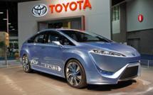 Toyota et Honda lanceront les voitures à hydrogène en 2015