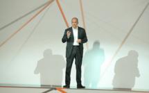 Stéphane Richard reste à la tête de l'opérateur Orange