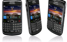 BlackBerry accuse de lourdes pertes