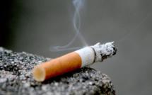 Le coût d'une année de cigarettes