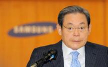 Le président de Samsung bientôt remplacé ?