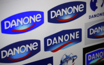 Licenciements en Europe pour Danone
