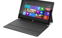 Microsoft : la tablette Surface ne fait pas recette