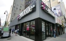 T-Mobile : une mariée difficile