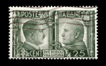 La Grèce vend la villa de Mussolini pour renflouer ses caisses