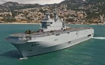 Mistral : la France ne livrera pas en l'état le premier navire à la Russie
