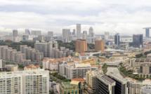 Le prix de l'immobilier à la baisse à Paris