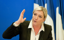 Marine L  Pen