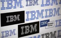 IBM s'écroule en Bourse après la publication de résultats très décevants