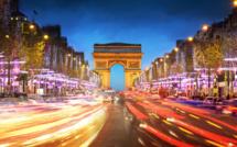 Les Champs-Elysées deviennent l'artère commerciale la plus chère au monde