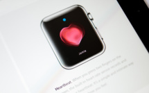 L'Apple Watch continue de se dévoiler petit à petit