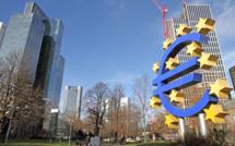 La BCE baisse ses prévisions de croissance et d'inflation