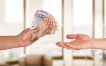 Le salaire net moyen a reculé