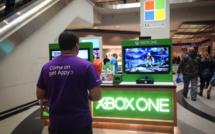 Microsoft à la traine sur le marché français de la console de jeu