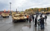 L'industrie française de l'armement en grande forme