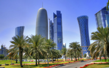 Le premier métro qatarien construit par Thalès et Mitsubishi