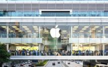 Apple dans le club très fermé du Dow Jones