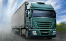 Les chauffeurs routiers en grève pour leurs salaires
