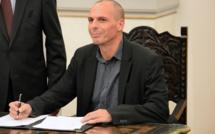 Le ministre des Finances grec Yanis Varoufakis est toujours en poste
