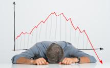 Beaucoup de défaillances d'entreprises en début d'année