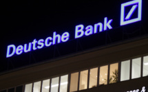 Grosse amende contre la Deutsche Bank