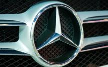 Les très bons résultats de Daimler